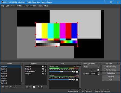 OBS Studio: software per registrazioni video e streaming gratuito!