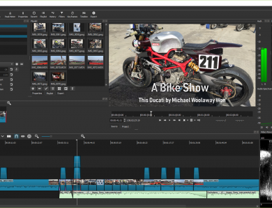 Editor video multi-piattaforma: Shotcut